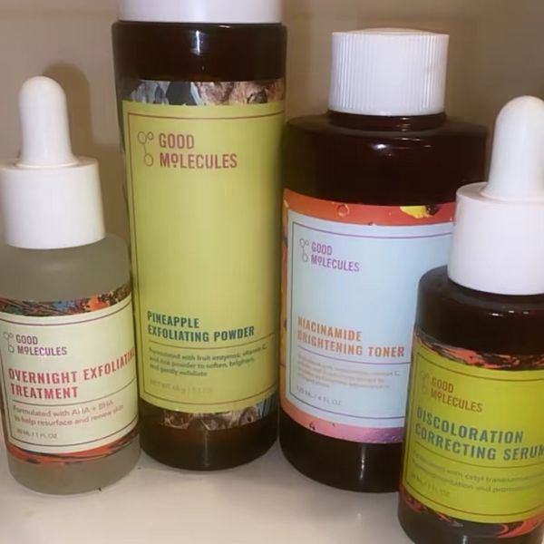 Goodies from Good Molecules  | Cherie