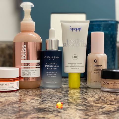 My Personal Holy Grail Skincare Products