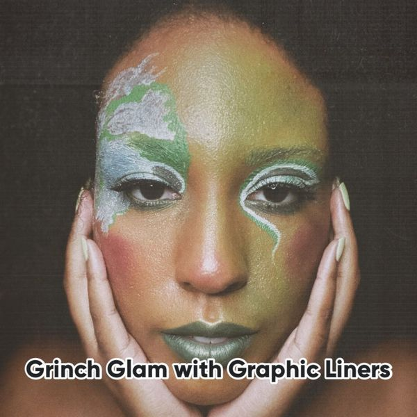 Getting Graphic with the Grinch! | Cherie
