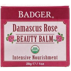 Organic, Beauty Balm, Damascus Rose