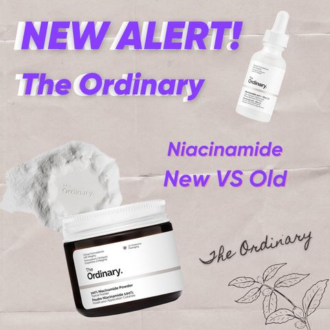 NEW ALERT! The Ordinary 100% Niacinamide Powder🤗