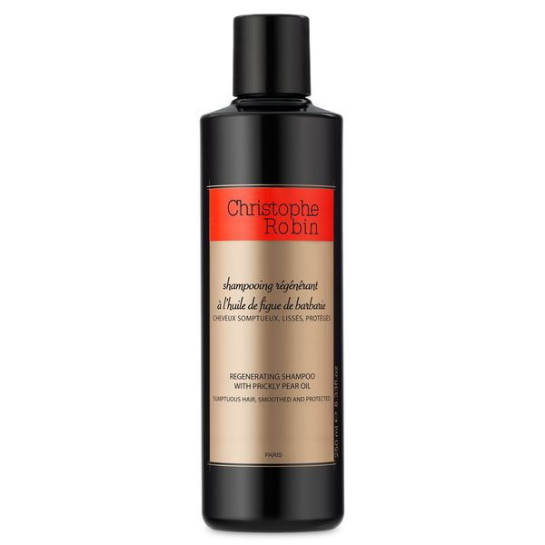 Regenerating Shampoo With Prickly Pear Oil, Christophe Robin, cherie