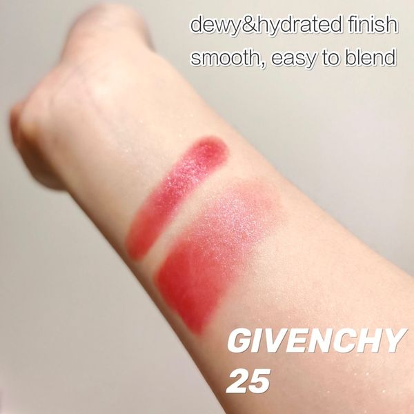 Cool-tone lipstick recommended for warm complexion! | Cherie