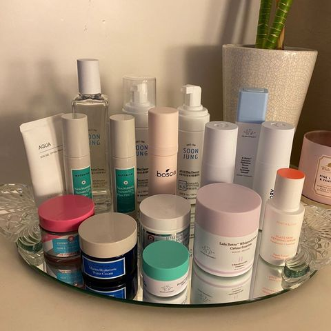 2020 empties and new goodies!!