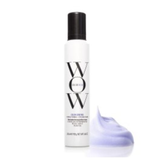 Toning & Styling Foam For Blonde Hair, COLOR WOW, cherie