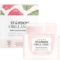 Orglamic Pink Cactus Pudding Hydrate + Glow All Day