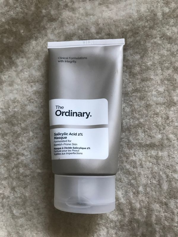 Great gentle exfoliating mask | Cherie