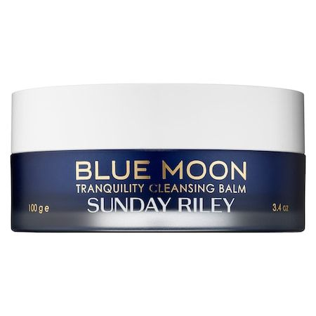Blue Moon Tranquility Cleansing Balm, SUNDAY RILEY, cherie