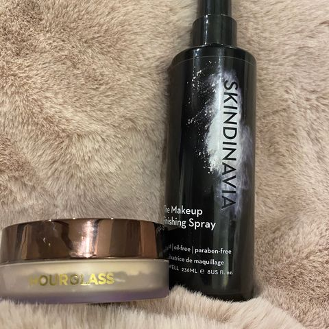 Setting powder OR setting spray for mature skin?