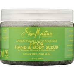 African Water Mint Hand & Body Scrub