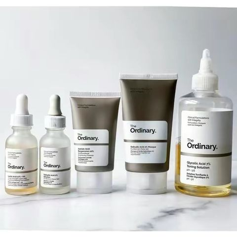 The Ordinary's Acids: Simple but Effective