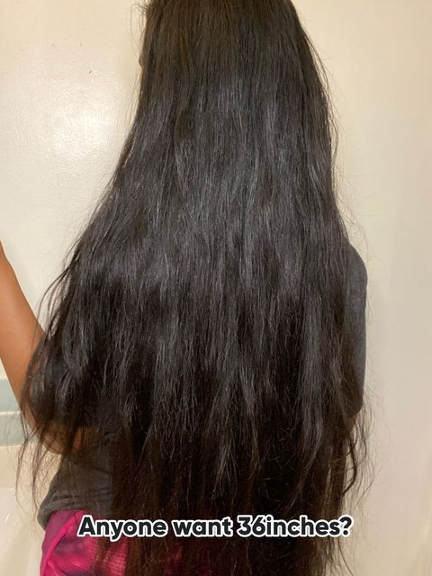 SIMPLE PM ROUTINE FOR LONG & FRIZZY HAIR