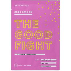 Moodmask ''The Good Fight'' Clear Skin Sheet Mask