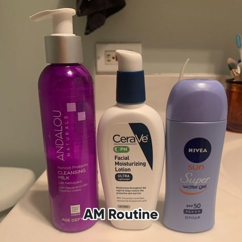 AM, PM, Occasional, and New Products!