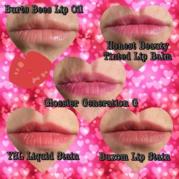 Mwah!! XO My favorite lip glosses and lip stains | Cherie