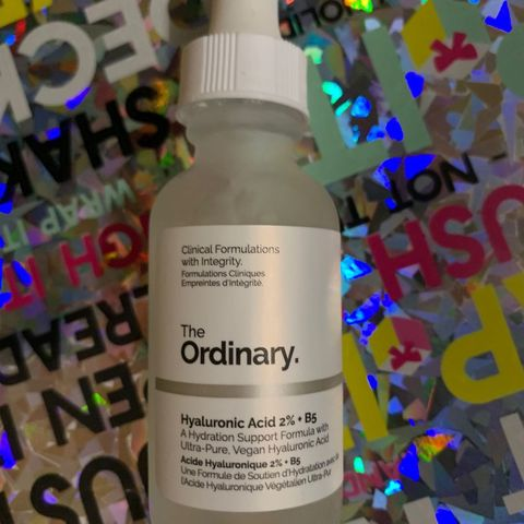 The ordinary hydraulic acid 2%+B5