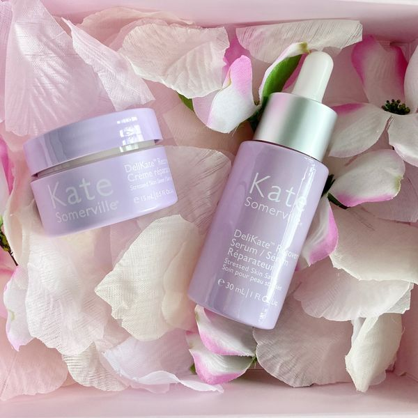 katesomervilleskincare kindly sent me a couple of their new products from their DeliKate line This... | Cherie