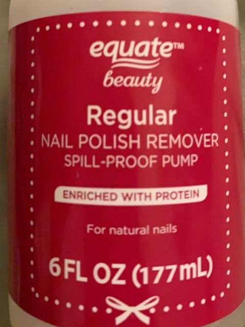 Nail Polish Remover - Spill-proof
