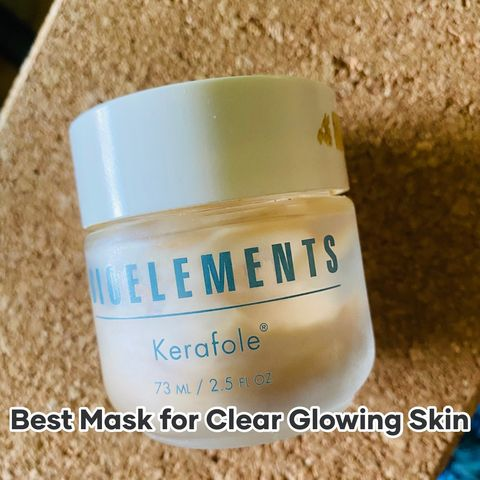 My favorite mask for clear glowing skin