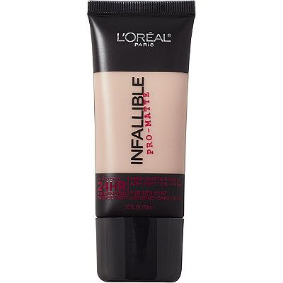 Infallible Pro-Matte Liquid Longwear Foundation