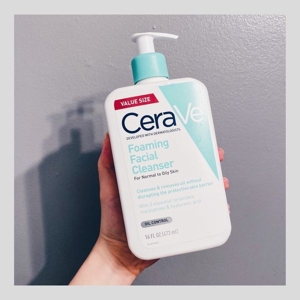 CeraVe Foaming Cleanser Review | Cherie