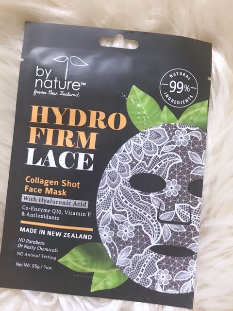 Cute mask, moisturizes and makes me happy