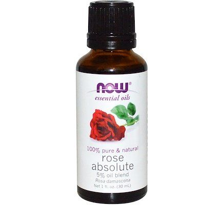 Essential Oils, Rose Absolute, now, cherie