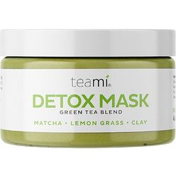 Green Tea Blend Detox Mask