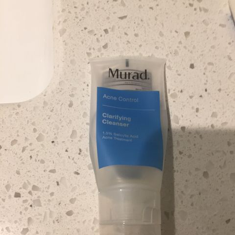Great cleanser for acne