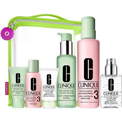 Great Skin Everywhere Set For Combination Oily to Oily Skin