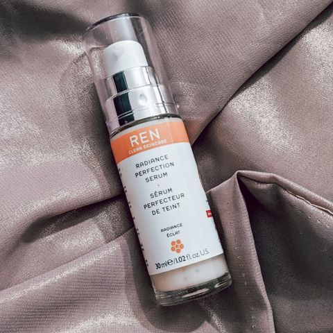 A perfect serum for radiant looking skin!