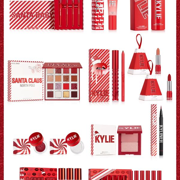 COMPLETE HOLIDAY COLLECTION BUNDLE, KYLIE COSMETICS, cherie