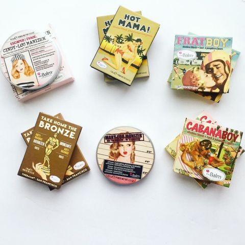 The Balm products are so good!!