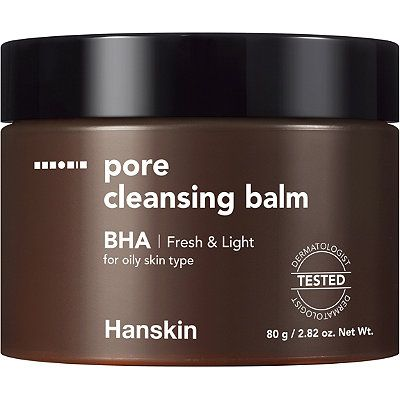 Pore Cleansing Balm BHA For Oily Skin Type