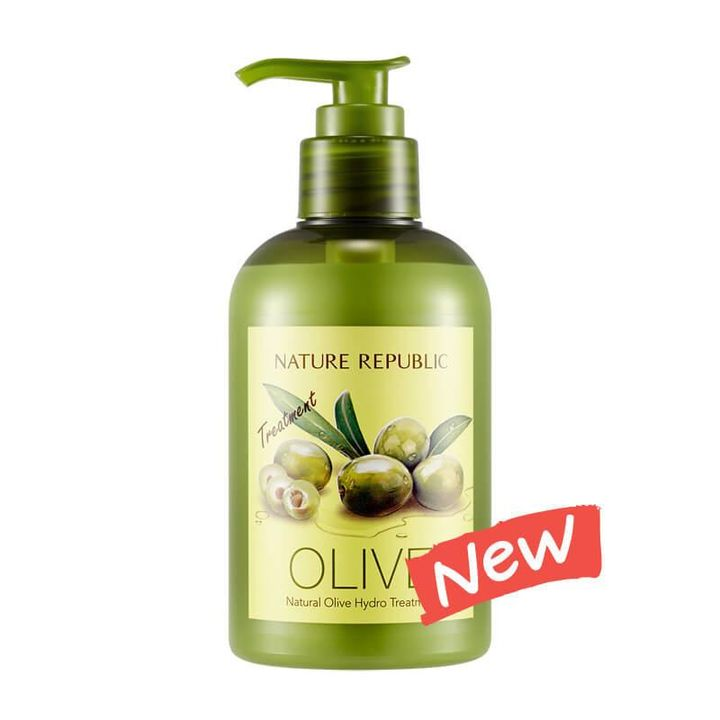 NATURAL OLIVE HYDRO TREATMENT