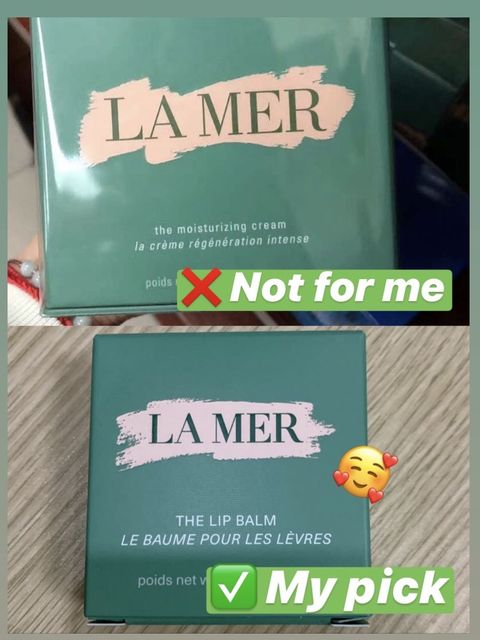 My favourite and least favourite La mer product