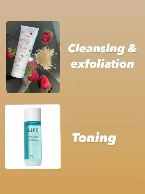 Current lil daytime routine⛅️🥱🍓💦🌹✨ | Cherie