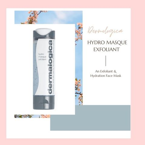 Dermologica: An Exfoliant and Face Mask in 1