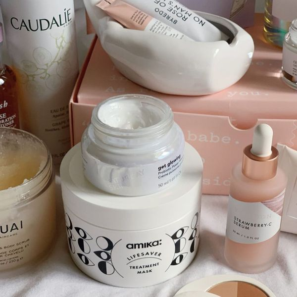 I've been testing out Saturday Skin pop probiotic power whipped cream for the past few... | Cherie