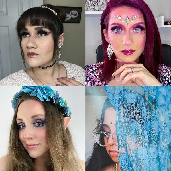Fantasy collab with the Cherie fam!  | Cherie