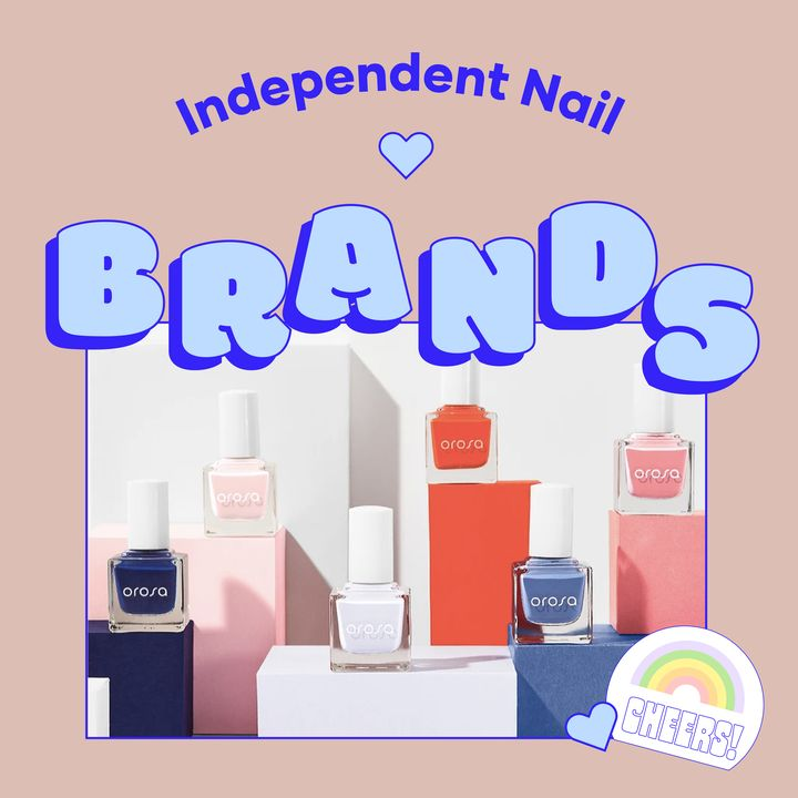 Independent Nail Brands to Stan