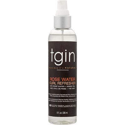 Rose Water Curl Refresher