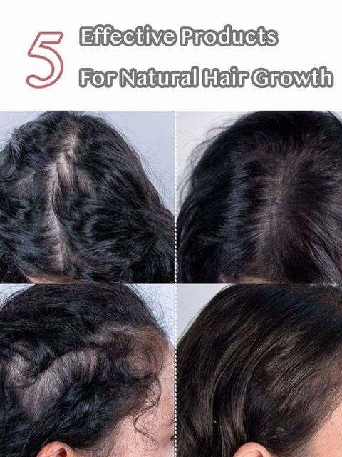 Products For Hair Growth That Actually Work