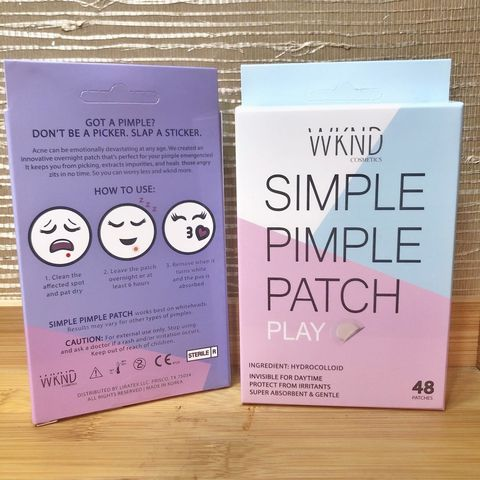 Day and Night Acne Patches?!