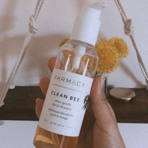THOUGHTS ON FARMACY'S CLEAN BEE CLEANSER