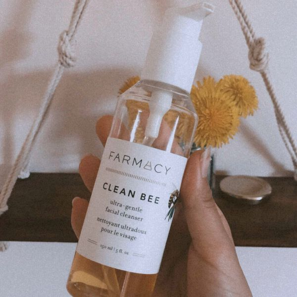 THOUGHTS ON FARMACY'S CLEAN BEE CLEANSER   Cherie