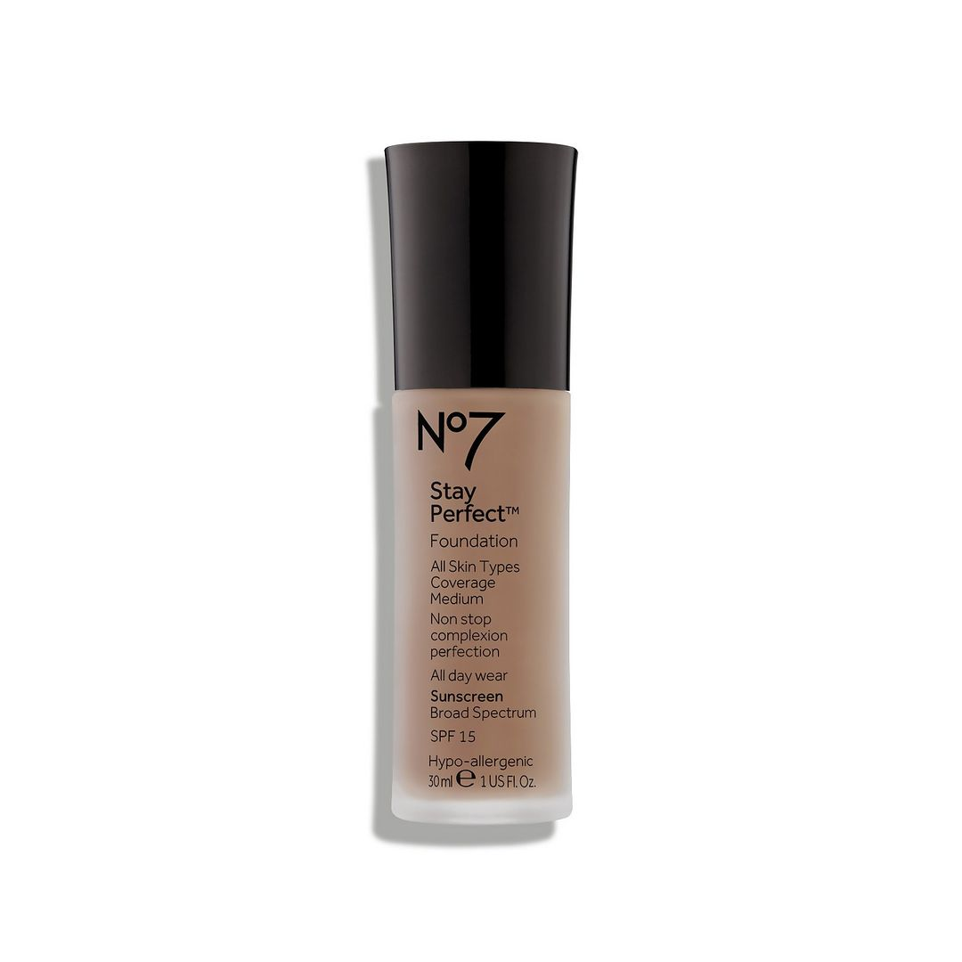 Stay Perfect Foundation SPF 15