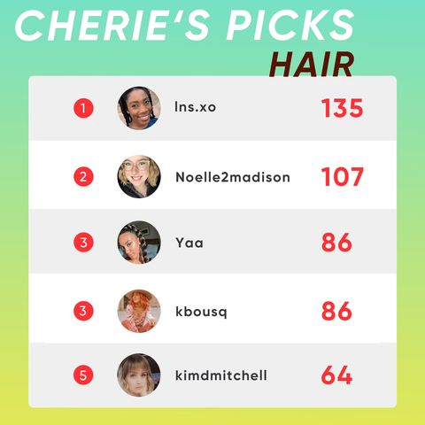 Cherie Picks the Best in Nail and Hair