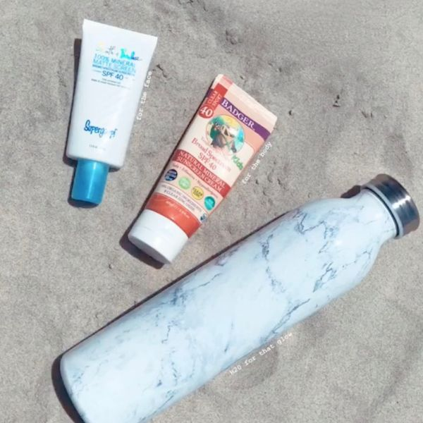 3 products you should always have while in the ☀ | Cherie
