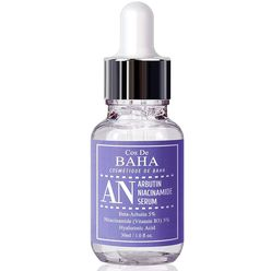 Arbutin 5% + Niacinamide 5% Serum With Hyaluronic Acid Skin Brightening + Diminishes Acne + Treating Pigmentations + Age Spo